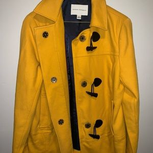 Mustard/ yellow jacket